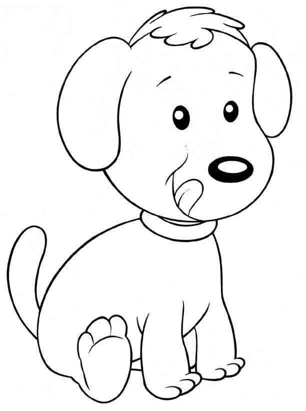 Köpek Boyama Resimleri1thumbjpg Hayvanlar