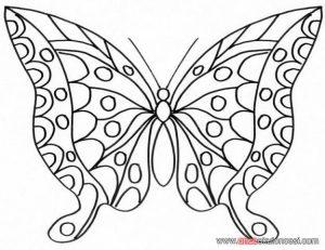 Kelebek Boyama Resimleri 10 Jpg Hayvanlar