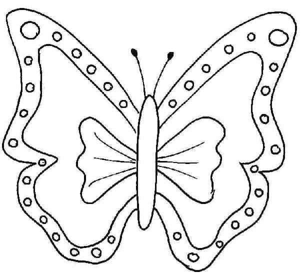 Kelebek Boyama Resimleri2jpg Hayvanlar