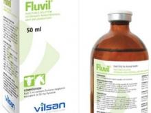 FLUVİL Hayvanlar için Ağrı Kesici ilaç