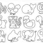 hayvan boyama resimleri