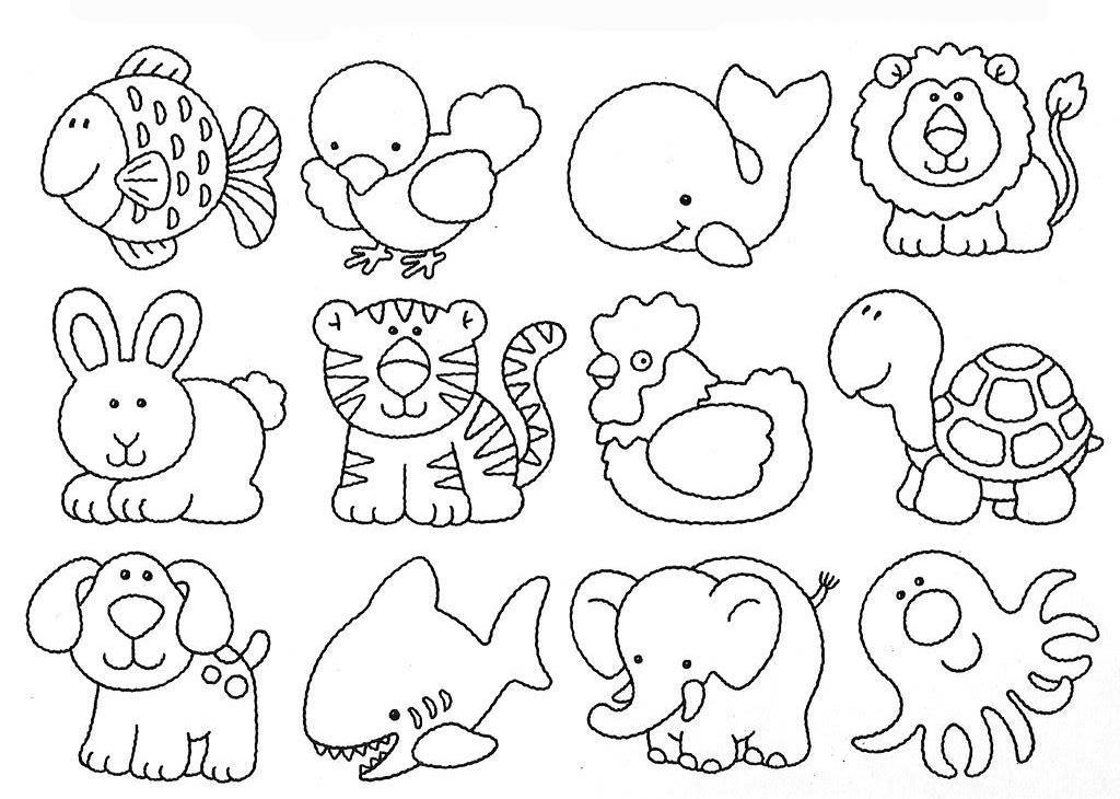 Hayvan Boyama Resimleri12jpg Hayvanlar